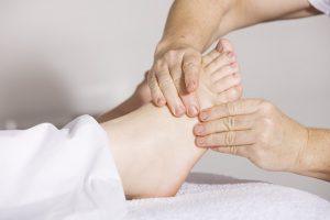 Masírovanie nôh